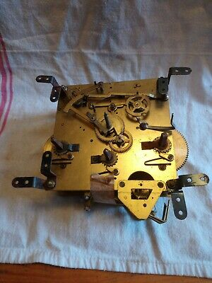 Large Clock Movement For Spares Or Repairs