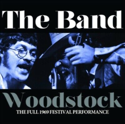 Band, The - Woodstock NEW CD
