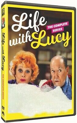 LIFE WITH LUCY THE TV COMPLETE SERIES New Sealed DVD All 13 Episodes