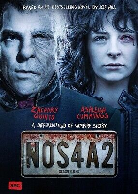 PREORDER OCT 22 NOS4A2 New Sealed Blu-ray TV Series Complete Season 1