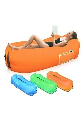 Celtic CFC Outdoor Inflatable Sofa Air Bed Lounger Chair Mattress Seat Sports