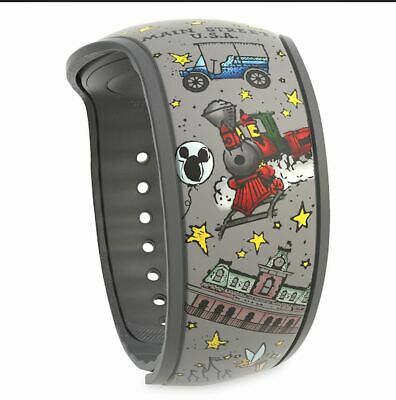 Disney Parks Main Street USA Limited Release MagicBand 2 Magic Band New