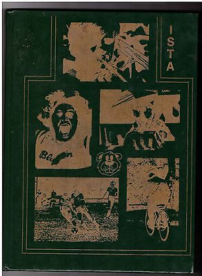 ISTA Bluffton College Bluffton Ohio Oh Yearbook Annual 1979 D