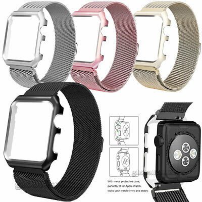 For iWatch Apple Watch Band 38/42/40/44mm Series 4 3 2 Women Men Strap Wristband