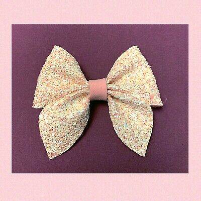 3 inch Pinch cheer bow Plastic Hair bow template