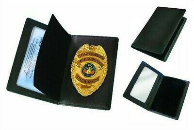 NEW IN BOX   Novelty Replica Concealed Carry Gold Badge  EXCELLENCE XMAS GIFT