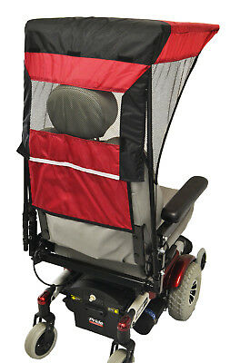 NEW SALE RED Weatherbreaker Vented Canopy C2320 by Diestco Mfg FREE SHIPPING