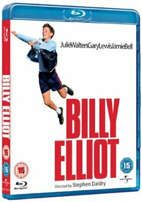 Billy Elliot - Sealed NEW Blu-ray - Julie Walters