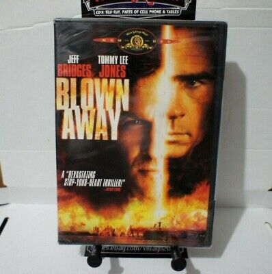 Blown Away   NEW DVD FREE SHIPPING!!