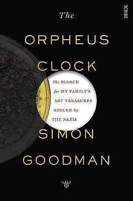 Orpheus Clock by Simon Goodman New Paperback Book