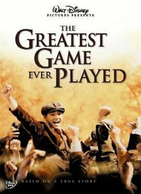 The Greatest Game Ever Played - Sealed NEW DVD - Elias Koteas