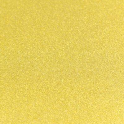Couture Creations A4 Glitter Card Gold 10pk  250gsm
