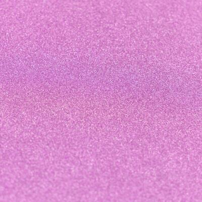 Couture Creations A4 Glitter Card Pink 10pk  250gsm