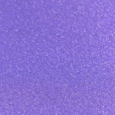 Couture Creations A4 Glitter Card Purple 10pk  250gsm