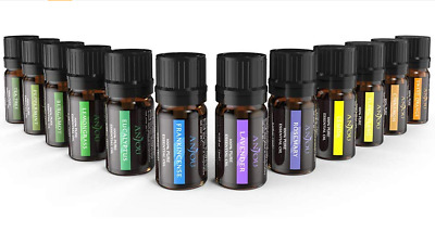 Home Assorted Pure Scent Natural Essential Oils Aromatherapy Set for Humidifier