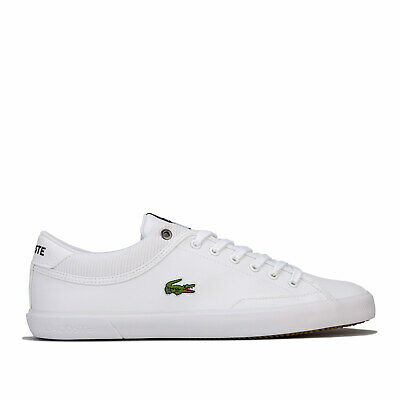 Lacoste Baskets Angha 418 Blanc Homme