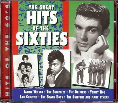 V/A Great Hits of the Sixties 60's 60s - CD, Shirelles, Gene Pitney, a.m.m. NEW