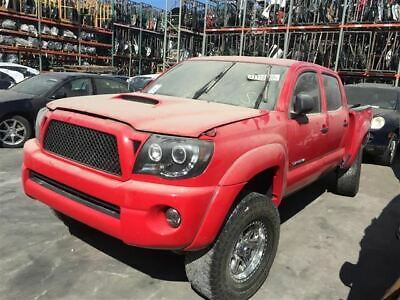 Front Left Side Fender Flare Made Plastic Fits 2005-15 Toyota Tacoma 7587204030