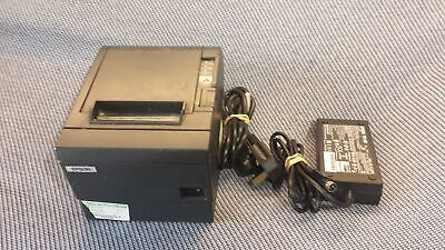 Epson TM-T88III Thermal Receipt Printer with PSU (NO INTERFACE CARDS!) Grade B
