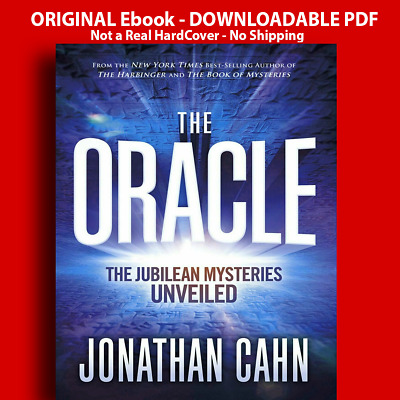 The Oracle: The Jubilean Mysteries Unveiled 🌟ElBook P.D.F🌟EMAILED) Jonathan