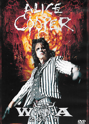 ALICE COOPER - Wacken 2017, Louder than Hell DVD