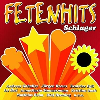 Various Artists - Fetenhits - Schlager - 2013