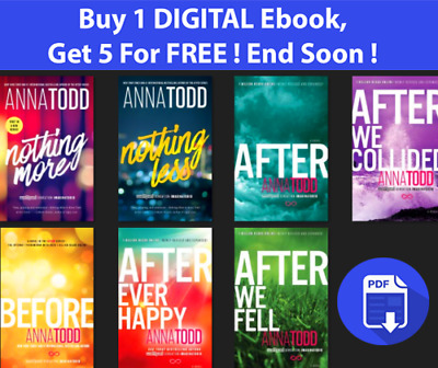 After Series (1-7) by Anna Todd (elBook) P.D.F ⚡⚡Same Day DELIVERY⚡⚡