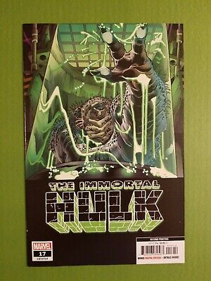 The Immortal Hulk #17 2nd Print Marvel NM Comics Book