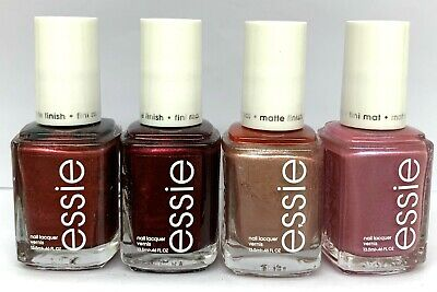 ESSIE Nail Polish Lacquer -GAME THEORY 2019 Collection 0.46oz - Pick Color