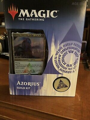 Ravnica Allegiance AZORIUS Guild Kit, Limited Quantity, Priced to Sell, Sealed