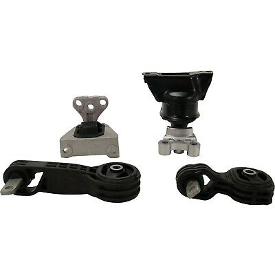 Motor Mount Kit for Plymouth Gran Fury with 318 360 400 440 Engine 1972-1977
