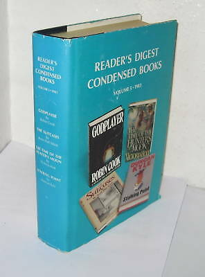 Readers Digest Condensed Books - Vol 5 - 1983