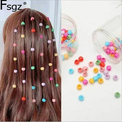 80 PCS Mini Hair Claw Clips For Women Girls Cute Candy Colors Plastic Hairpins
