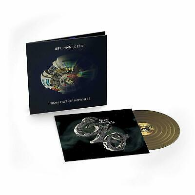 JEFF LYNNE'S ELO FROM OUT OF NOWHERE PRESALE DELUXE COLOURED VINYL 1st NOVEMBER