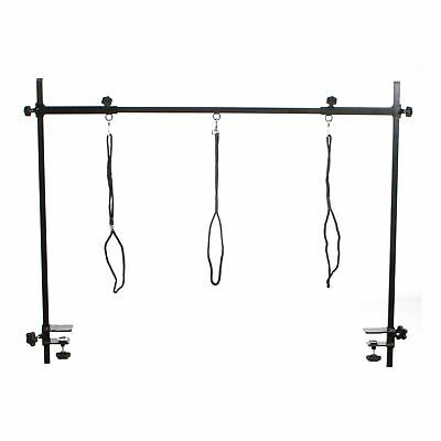 Ajustable Dog grooming arm H bar for grooming table fits tables 90 - 120cm