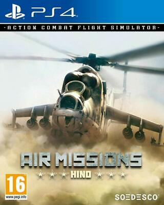 Air Missions Hind PS4 Game