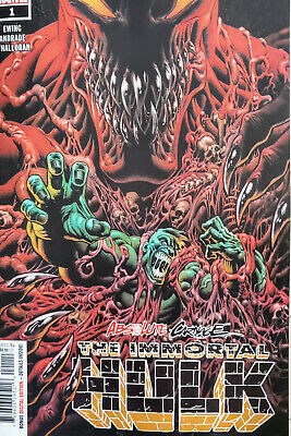 Absolute Carnage The Immortal Hulk #1