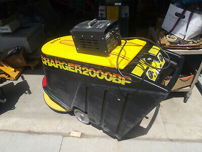 Charger 2000BP battery powered floor burnisher w/ NSS V36 charger