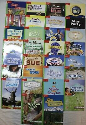 McGraw Hill Reading Wonders Beyond Leveled Readers Grade 2 Set of 30 Paired Read