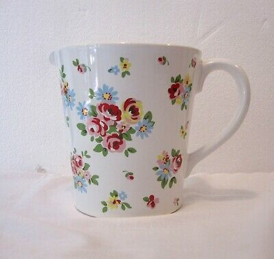 RARE DISCONTINUED CATH KIDSTON CHINA MEASURING JUG 1ltr  FLORAL COUNTRY BAKE OFF