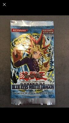 Yu-Gi-Oh | Legend of the Blue Eyes White Dragon | LOB | 1. Auflage | Booster