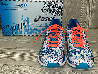 ASICS GEL KAYANO 22 NYC Mens Size 11 Running Shoes T5M2N New