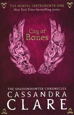 The Mortal Instruments 1: City of Bones by Cassandra Clare 9781406362169
