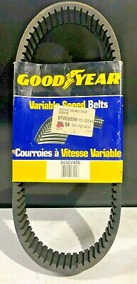 ***New Old Stock*** Goodyear Variable Speed Belts 3432V456