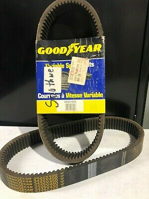 ***New Old Stock*** Goodyear Variable Speed Belts 3432V450