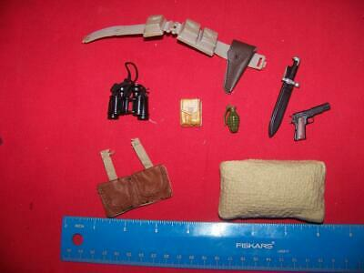 1//6 Scale Maddox Calvary Marx Belt Holster /& Cap Pouch Tan