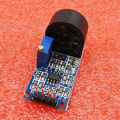 5A Range Current Transformer Monophase AC Precision Miniature Module for Arduino