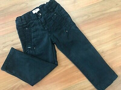Boys AUTHENTIC Black HUGO BOSS Casual Trousers JEANS (age3) *L@@K*