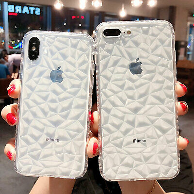 For iPhone 11 Case ShockProof Crystal Clear Soft Silicone Gel Bumper Cover Slim