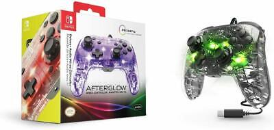 Afterglow Prismatic Wired Deluxe+ Controller for Nintendo Switch